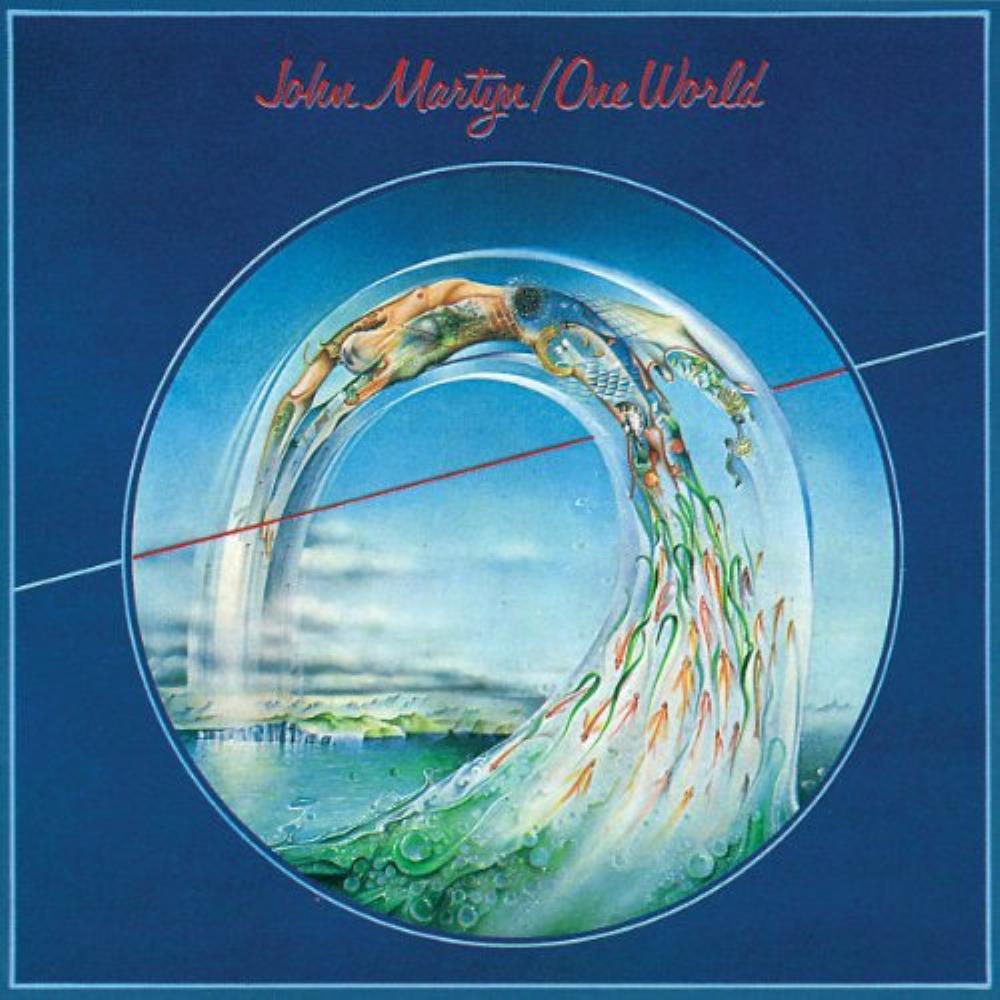One World by MARTYN, JOHN album cover