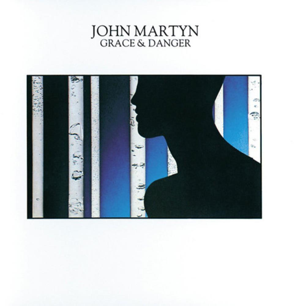 John Martyn Grace And Danger album cover