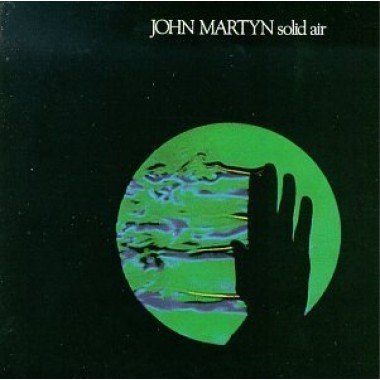 John Martyn - Solid Air CD (album) cover