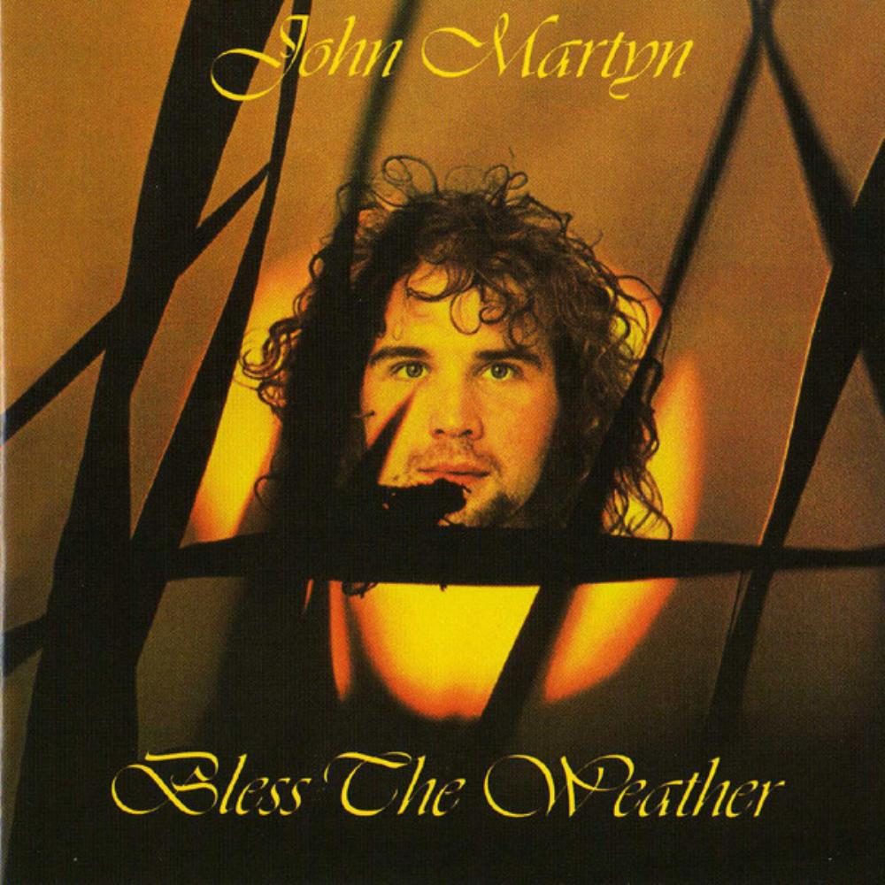 John Martyn Bless The Weather album cover
