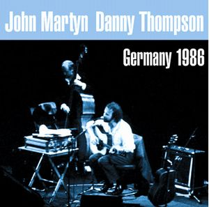 John Martyn Germany 1986 album cover
