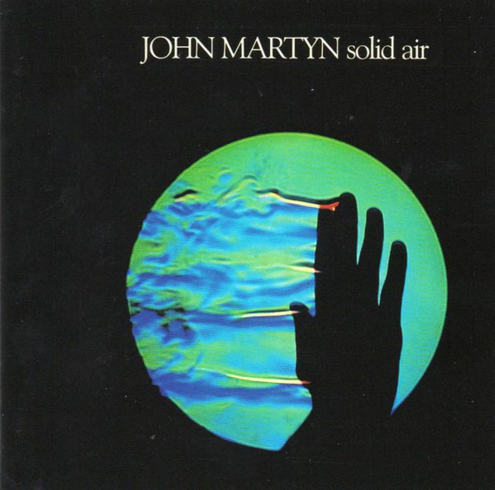 Solid Air by MARTYN, JOHN album cover