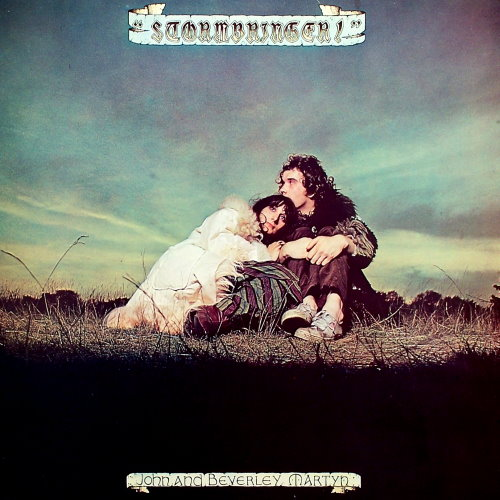John Martyn - Stormbringer! CD (album) cover