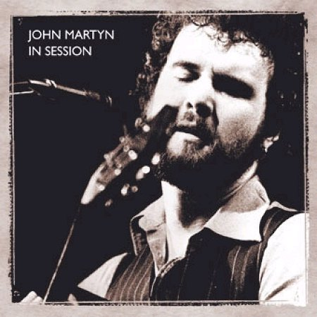 John Martyn In Session At the BBC album cover