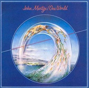 John Martyn One World album cover