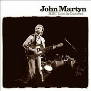 John Martyn BBC Live In Concert album cover