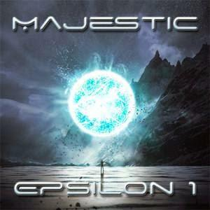 Majestic - Epsilon 1 CD (album) cover
