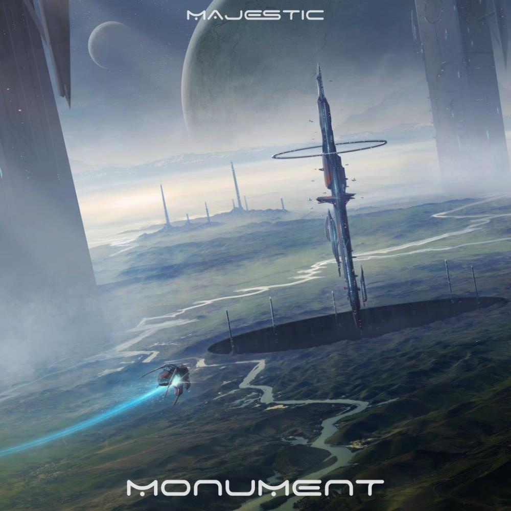 Monument by MAJESTIC album cover