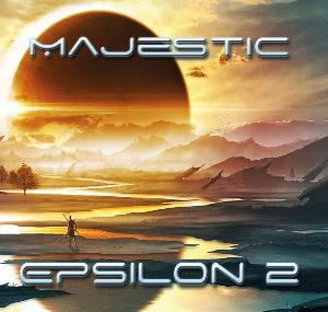 Epsilon 2 by MAJESTIC album cover