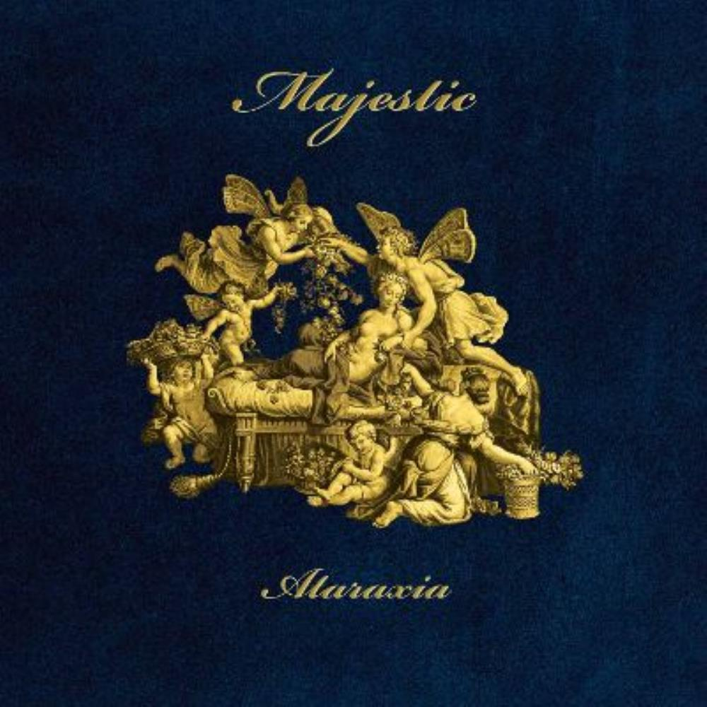 Majestic Ataraxia album cover