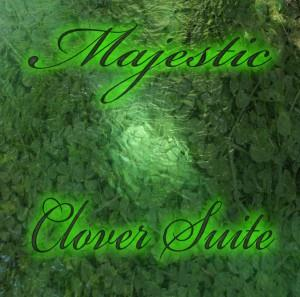 Majestic - Clover Suite CD (album) cover