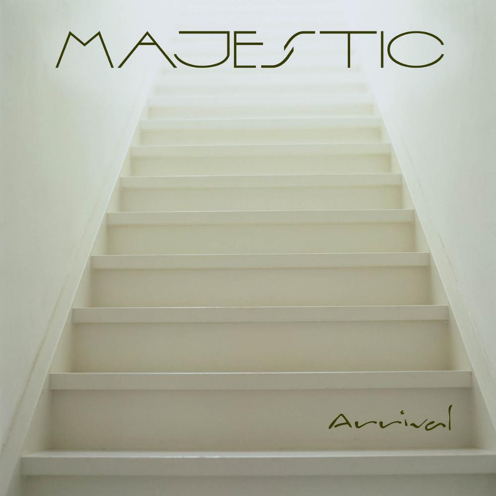 Arrival by MAJESTIC album cover