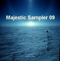 Majestic - Majestic Sampler 09 CD (album) cover