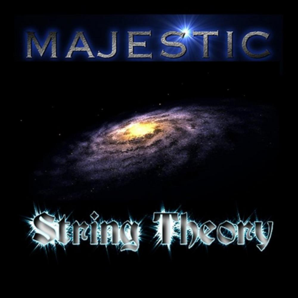 String Theory by MAJESTIC album cover