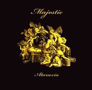 Majestic - Ataraxia CD (album) cover
