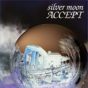 Silver Moon by ACCEPT album cover