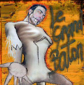 Le Grand Baton by GRAND BATON, LE album cover