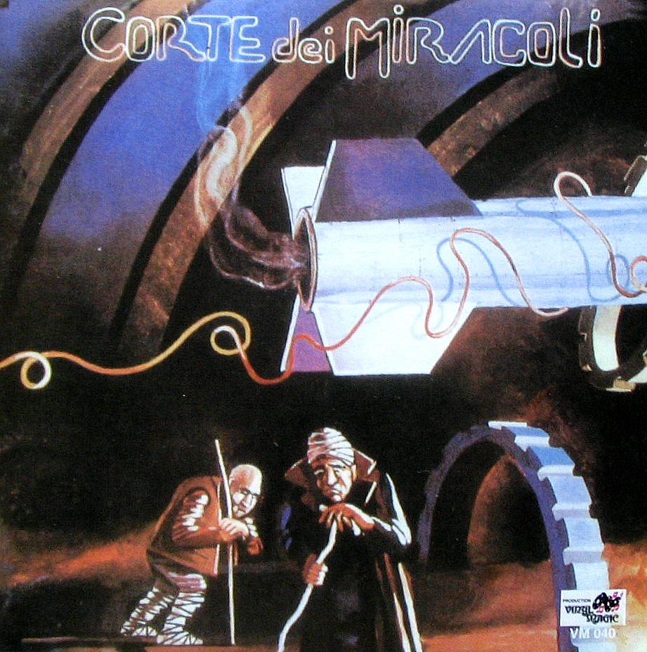 Corte Dei Miracoli Corte Dei Miracoli album cover