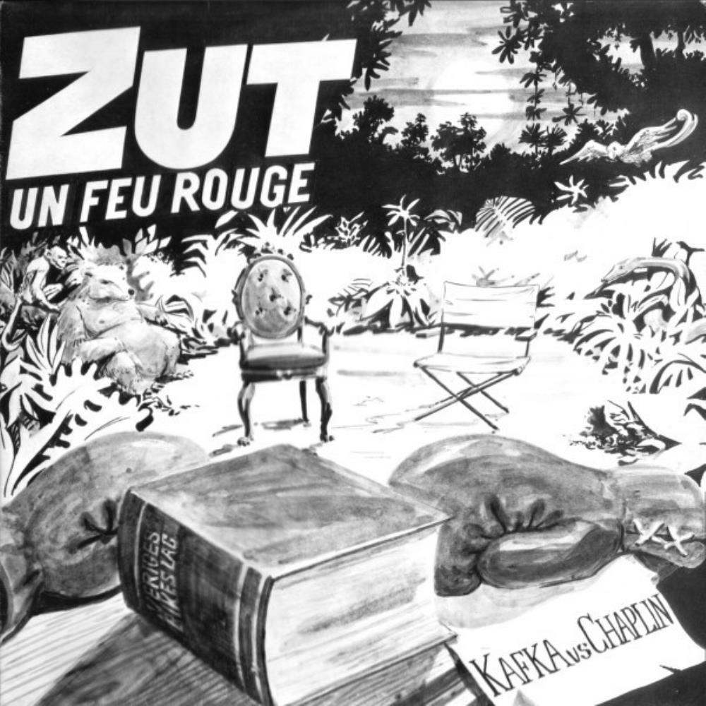 Kafka vs. Chaplin by ZUT UN FEU ROUGE album cover