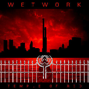 Wetwork Temple of Red album cover