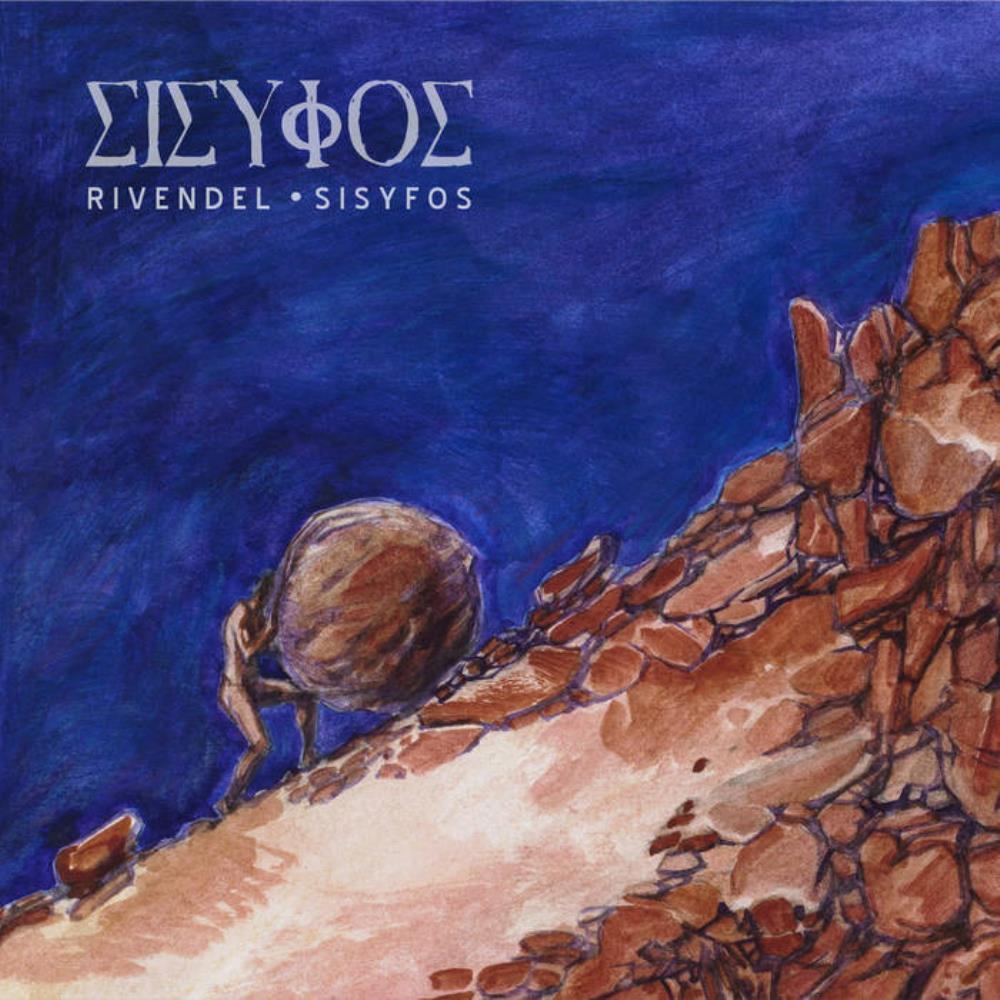 Rivendel - Sisyfos CD (album) cover