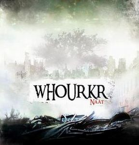 Naät by WHOURKR album cover