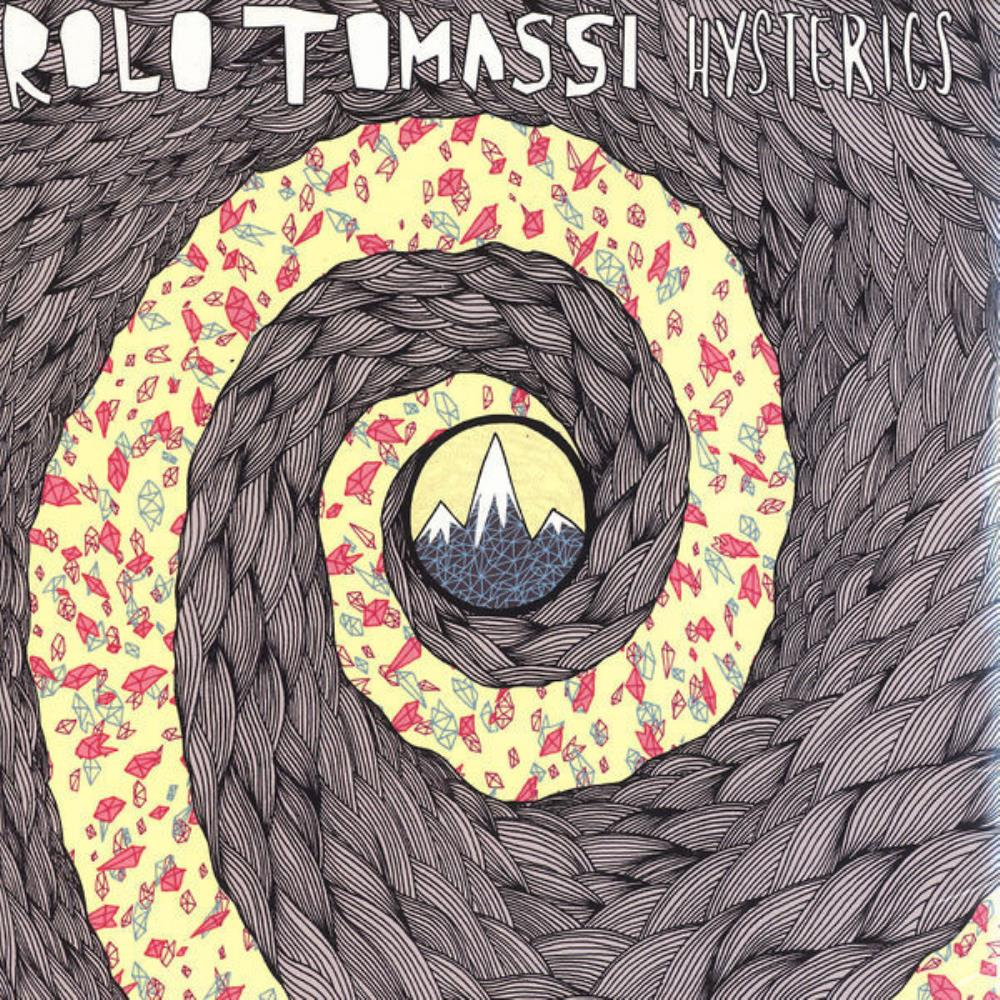 Hysterics by ROLO TOMASSI album cover