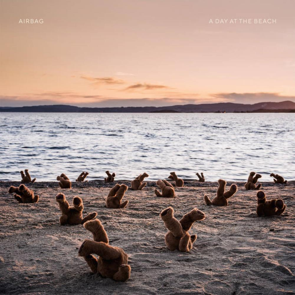 A Day at the Beach by AIRBAG album cover