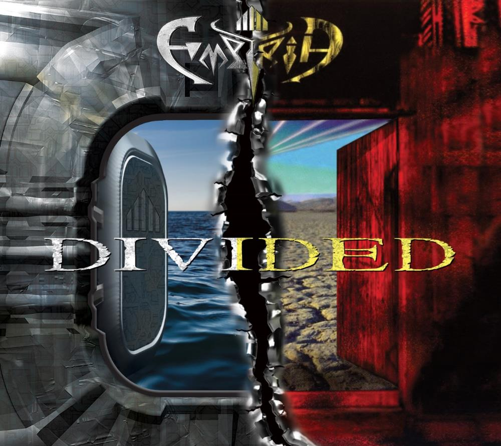 Divided by EMPYRIA album cover