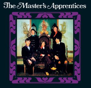 The Masters Apprentices - The Masters Apprentices CD (album) cover