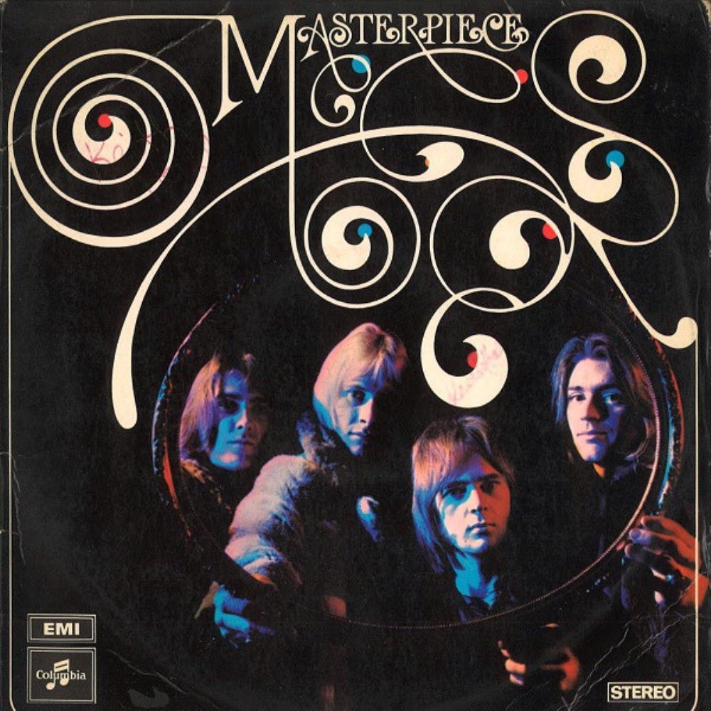 The Masters Apprentices - Masterpiece CD (album) cover