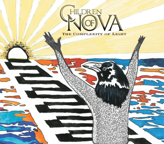 Children of Nova - The Complexity of Light CD (album) cover