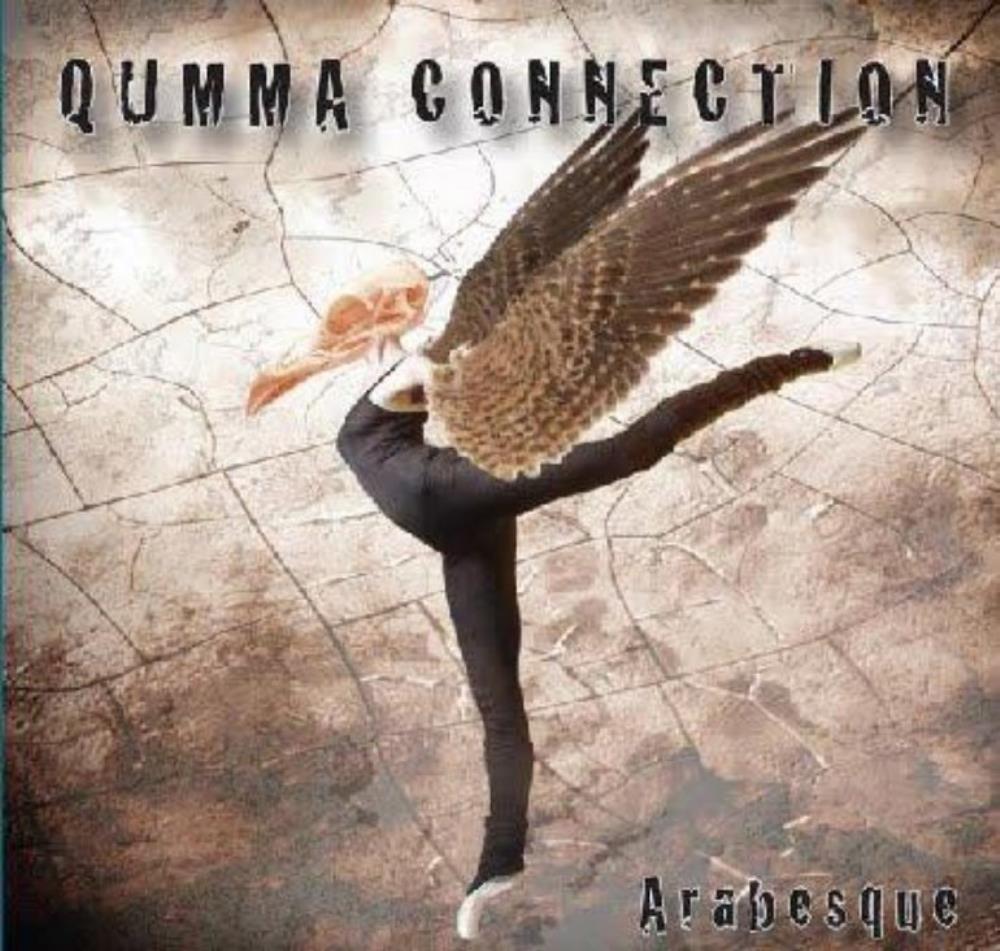 Arabesque by QUMMA CONNECTION album cover