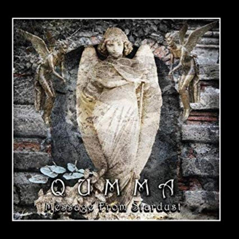 Qumma: Message From Stardust by QUMMA CONNECTION album cover