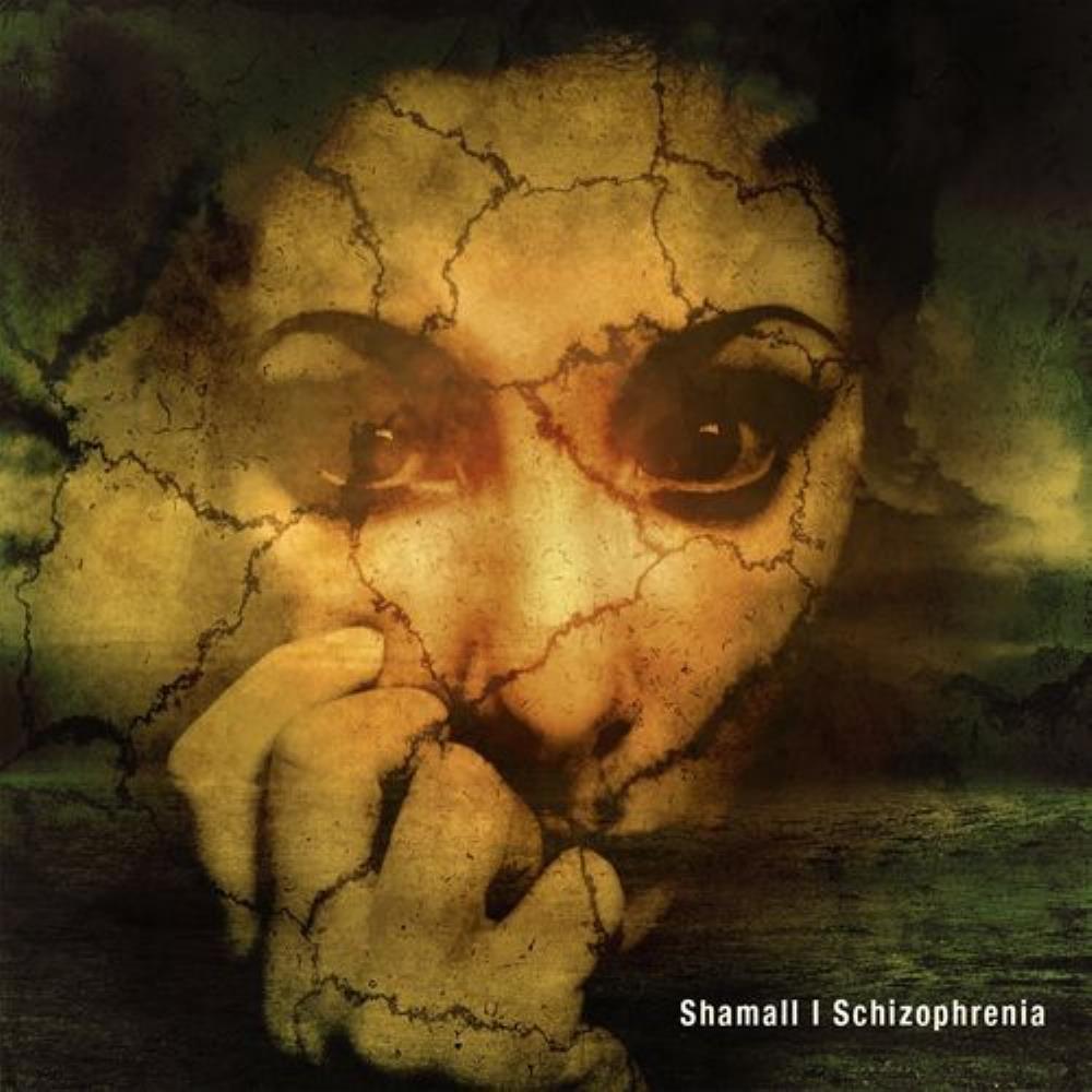 Schizophrenia by Shamall album rcover