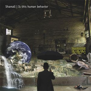 Shamall Is This Human Behaviour? album cover