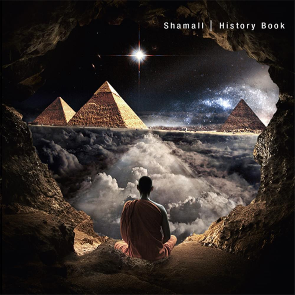 Shamall - History Book CD (album) cover