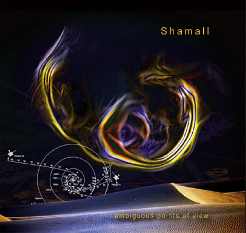 Shamall Ambiguous Points Of View album cover