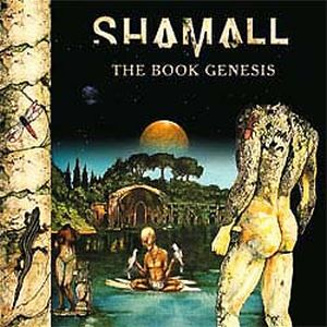 Shamall The Book Genesis album cover