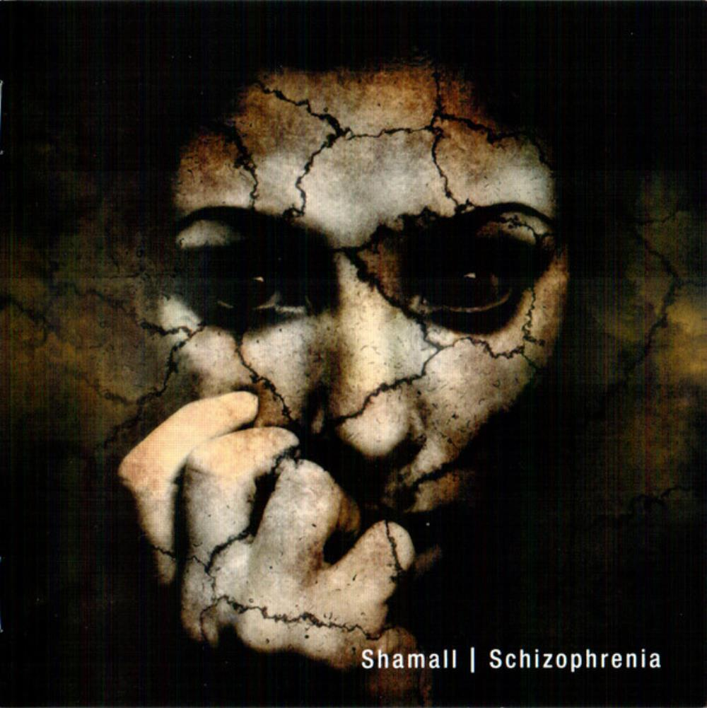 Schizophrenia by SHAMALL album cover