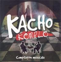 Paiens - Kacho Komplo CD (album) cover
