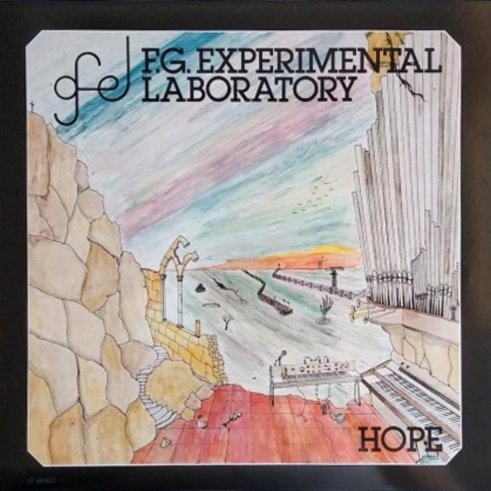 Hope by F.G EXPERIMENTAL LABORATORY album cover