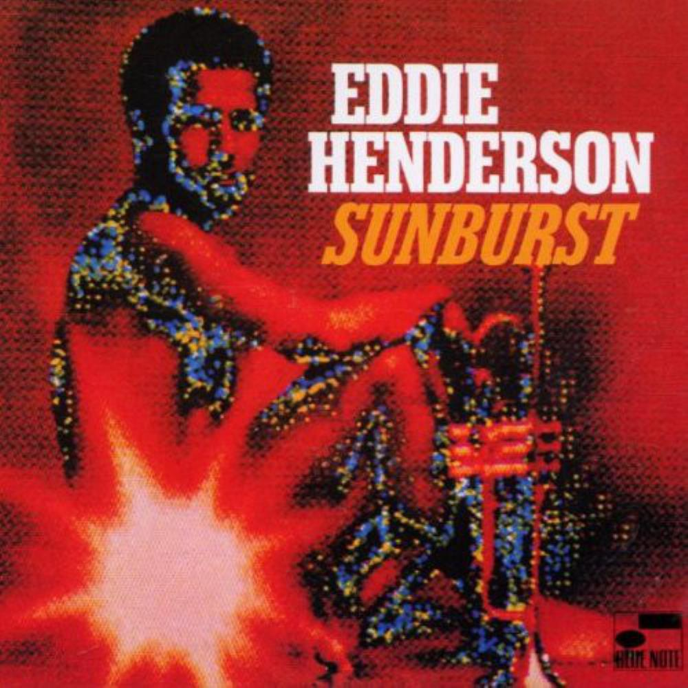 Eddie Henderson - Sunburst CD (album) cover