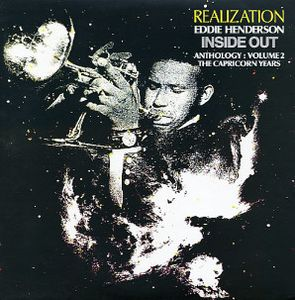 Eddie Henderson - Anthology, Vol. 2: The Capricorn Years: Realization/Inside Out CD (album) cover