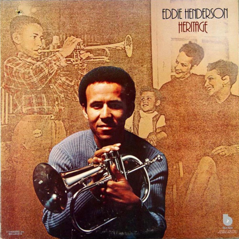 Heritage by HENDERSON, EDDIE album cover