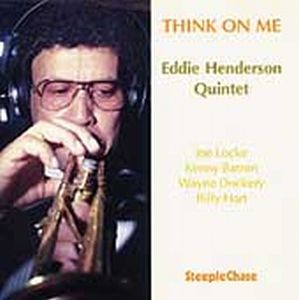Eddie Henderson Think On Me ( as Eddie Henderson Quintet) album cover