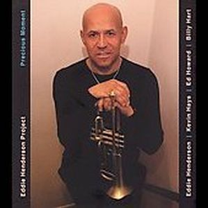 Eddie Henderson - Precious Moment ( as Eddie Henderson Project) CD (album) cover