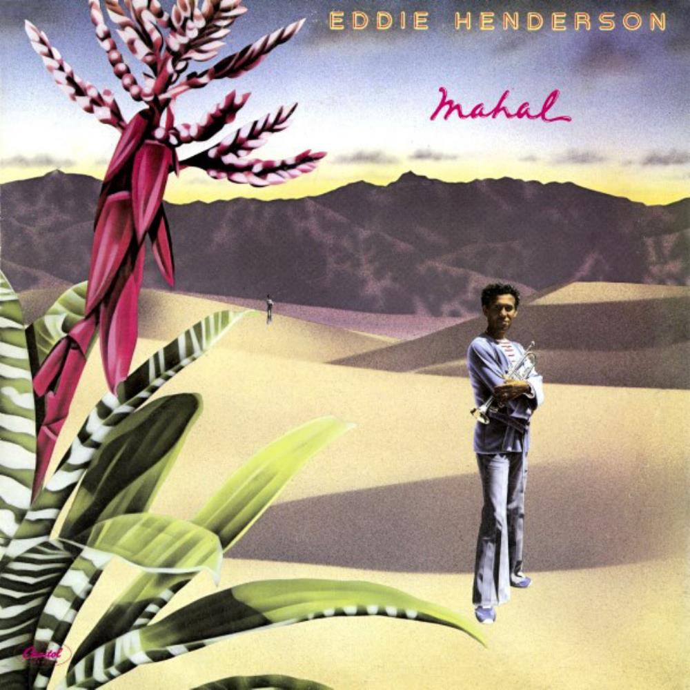 Eddie Henderson - Mahal CD (album) cover