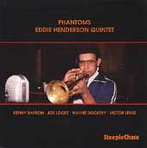 Eddie Henderson - Phantoms (as Eddie Henderson Quintet) CD (album) cover