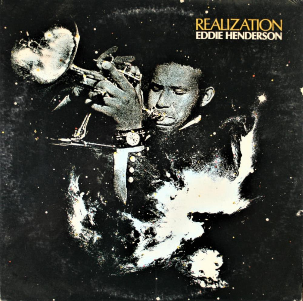 Realization by HENDERSON, EDDIE album cover